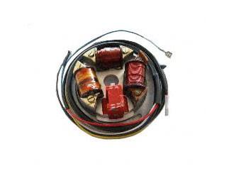 Grundplatte Elektronik SR50/80 Halogen 12V 42/21W Original