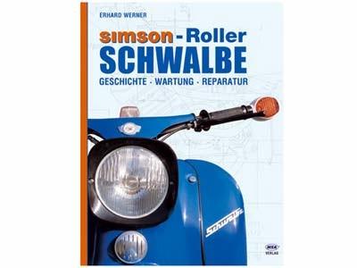 Buch Simson Roller Schwalbe
