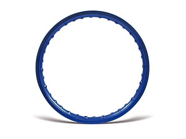 Felge 1,6x16 Aluminium blau eloxiert