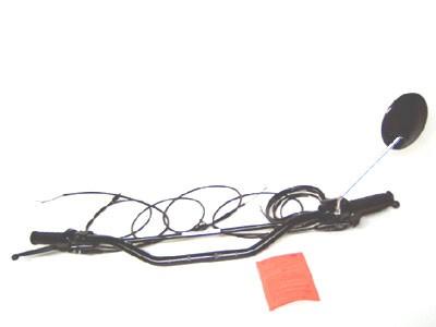 Lenkereinheit Tommaselli S51 flach
