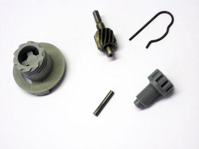 Tachoantrieb komplett f. Ritzel 16 Z S51,SR50/80 original