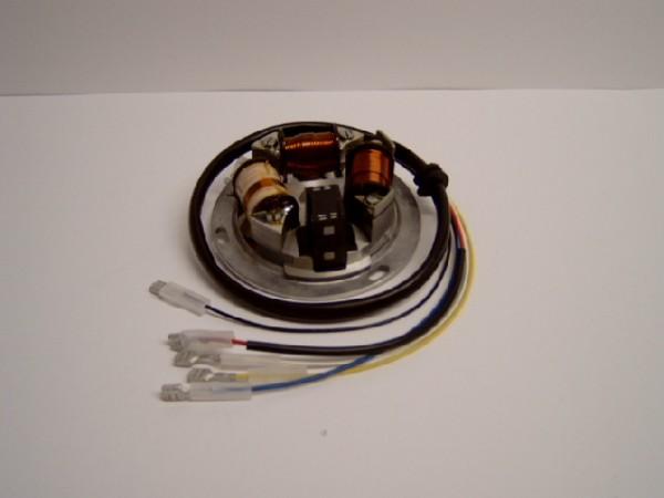 Grundplatte Elektronik 6 V 35/21W Bilux S51
