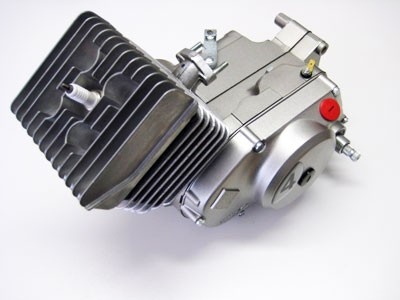 Simson Motor 50ccm 4-Gang 60km/h