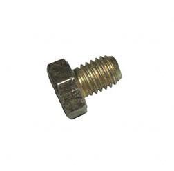 Sechskantschraube M8x10 Zn DIN 933