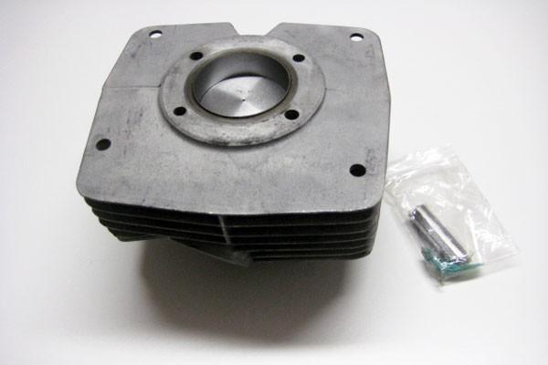 Original-Zylinder TS250 regeneriert mit Kolben