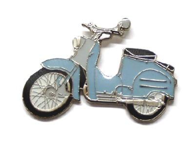 Pin Simson KR50 Bj.1958-1964