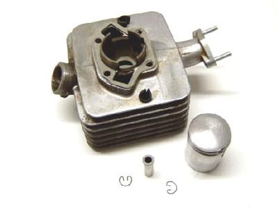Zylinder S50 regenerieren