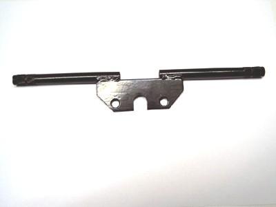 Blinkerhalter S51 hinten schwarz Ø10mm