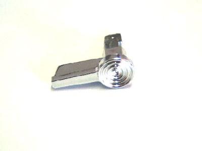 Zündschlüssel Chrom Optik