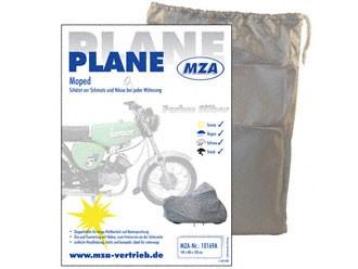 Abdeckplane Moped MZA