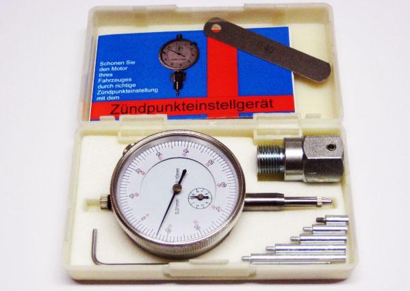 Meßuhr Zündpunkteinstellgerät für SIMSON