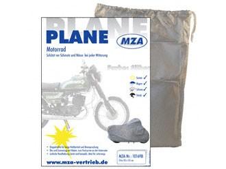 Abdeckplane Motorrad MZA