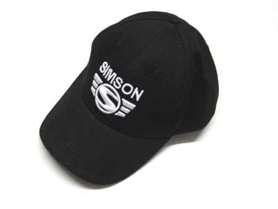 Basecap schwarz SIMSON-LOGO