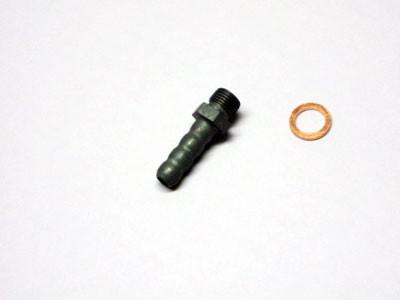 Set Schlauchanschluß 7mm gerade für Benzinhahn Motorrad