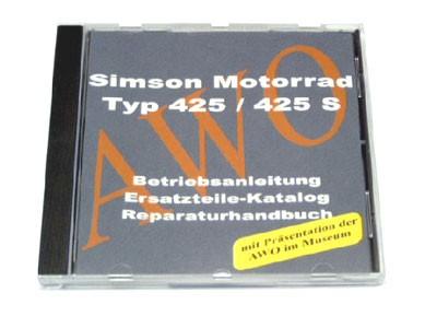 CD Simson AWO