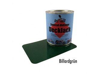 Lackfarbe Leifalit (Premium) billardgrün 0,5l