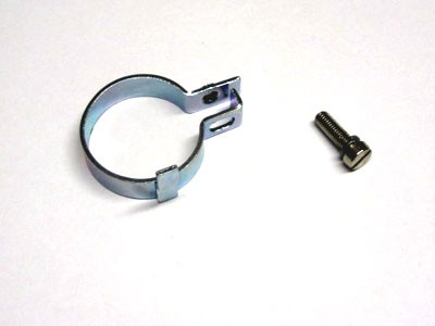 Sicherungsschelle mit Schraube 32 mm