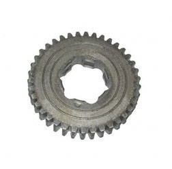 Losrad 38 Zähne 2. Gang S51 3-Gang-Getriebe