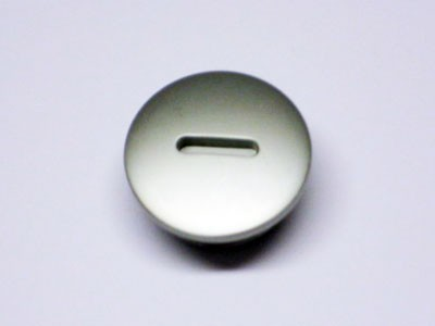 Verschlußschraube Alu silber matt f. Kupplungseinstellung