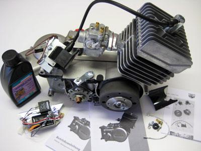 motor s51 50ccm mit vape z ndung bing 1103 motoren. Black Bedroom Furniture Sets. Home Design Ideas