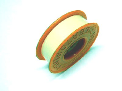 Isolierband 10mx15mm elfenbein