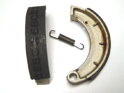 Bremsbacken im Satz klein MZ