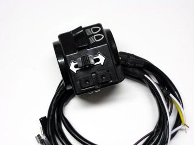 Schalterkombination SR50/80 mit Kabel Nachbau