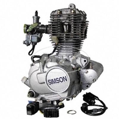 Komplettmotor Schikra CB125 einbaufertig