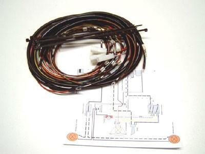 Kabelbaumsatz Vogelserie SR4-3 und SR4-4