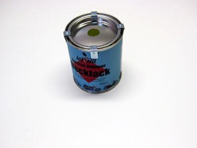 Lackfarbe Leifalit olivgrün 0,5l